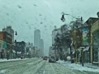 Yonge Street Snow